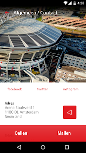 Amsterdam ArenA - náhled