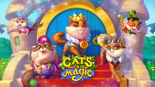 Cats & Magic: Dream Kingdom android2mod screenshots 14