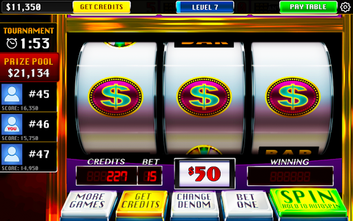 Real Casino Vegas:777 Classic Slots & Casino Games apkpoly screenshots 5