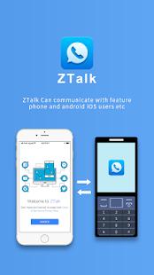 Ztalk 2.0.09 APK + Modificación (Free purchase) para Android