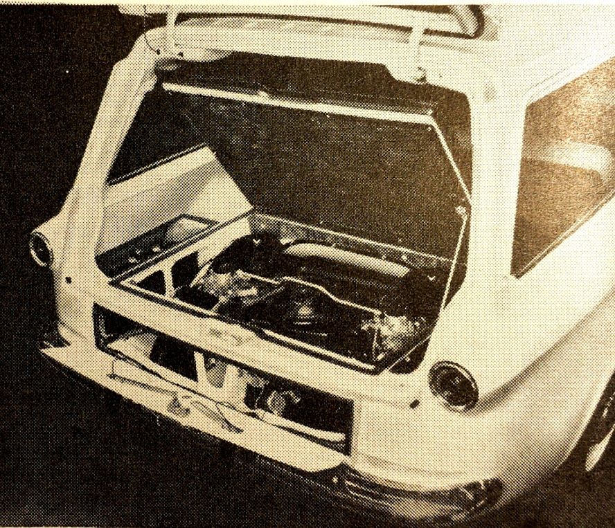 Interesting Lakewood prototype with air intake on top!!