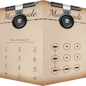 AppLock Theme MorseCode