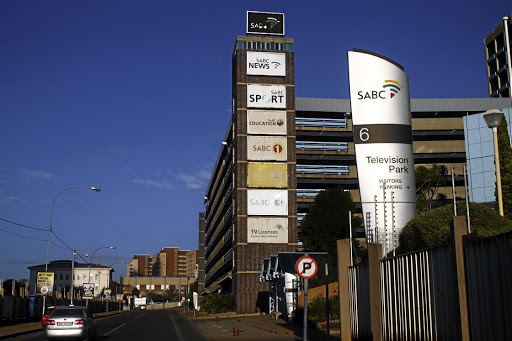 Cash problems at the SABC are allegedly at the centre of dispute.