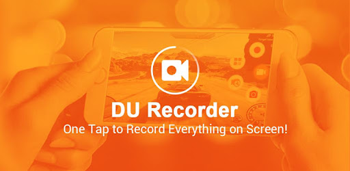 DU Recorder – Screen Recorder, Video Editor, Live Παιχνίδια (apk) δωρεάν download για το Android/PC/Windows screenshot
