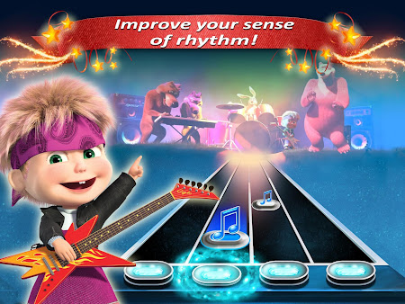 Masha and the Bear: Kids Games 1.04.1507151137 screenshot 1300