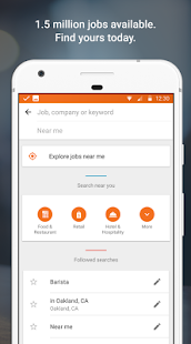 Snagajob - Jobs Hiring Now- screenshot thumbnail