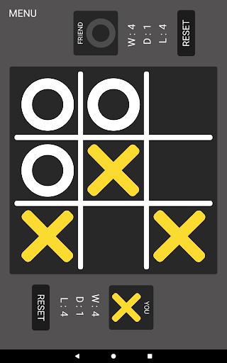 Tic Tac Toe : Noughts and Crosses, OX, XO 1.7.0 screenshots 6