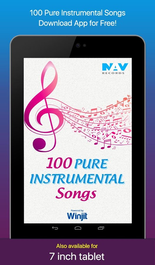 100 best instrumental songs android apps on google play. Black Bedroom Furniture Sets. Home Design Ideas