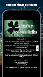 Brujeria y hechizos faciles screenshot 1
