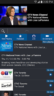 Bell TV- screenshot thumbnail