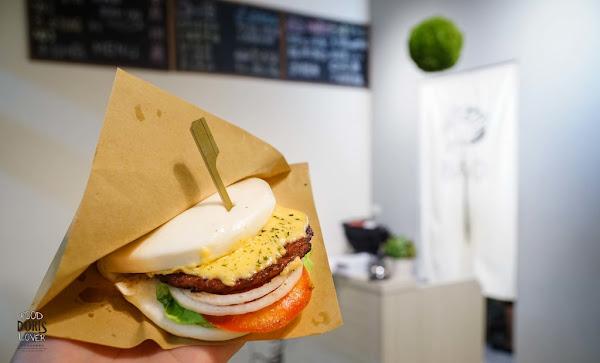 食記-士林天母美食餐廳-Bao Skr-起司漢堡刈包創新吃法X外送午餐、下午茶點心推薦