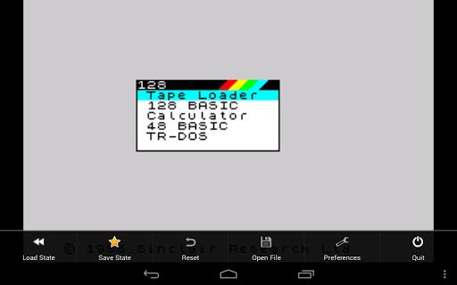 USP - ZX Spectrum Emulator apkmind screenshots 11