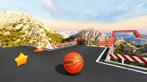 BasketRoll: Rolling Ball Game 2.1 screenshots 2