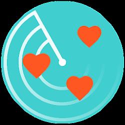 Love Radar - Dating and flirting with singles.