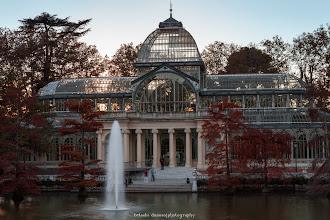 Photo: Palacio de Cristal de El Retiro, Madrid. Filtros: Polarizador y GND 0.9  Puedes ver el proceso de edición en el siguiente enlace: http://blog.betsabedonoso.com/2014/12/pintando-con-la-luz-palacio-de-cristal.html  Si te gusta comenta y comparte!!! ^^
