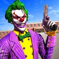 Killer Clown Bank Cash Robbery Real Gangster APK