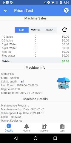 Kooler Ice Portal Screenshot