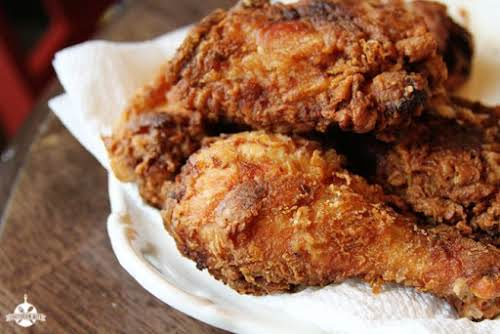 """Almost Famous Fried Chicken""""And let me just say, this is some OUTSTANDING..."""