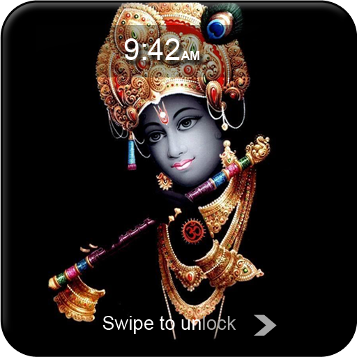 Krishna Screen Lock