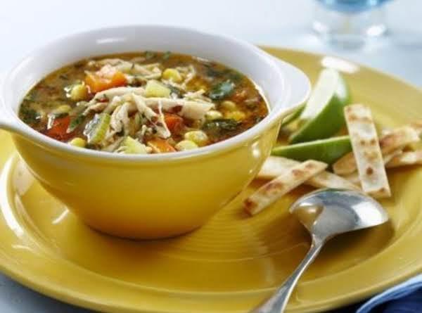 Abuelo's Cilantro Lime Soup Recipe