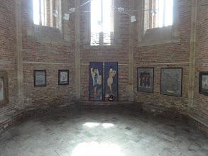 Photo: Een tentoonstelling van iconen
