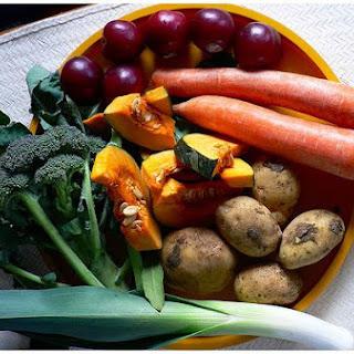 Broccoli & Carrot Casserole.