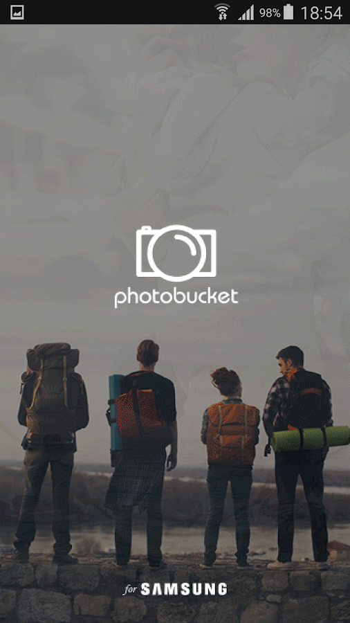 Photobucket for Samsung- screenshot