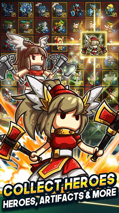 Endless Frontier Saga – RPG Online- screenshot