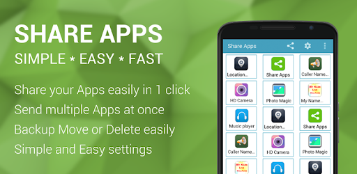 Share Apps – APK Transfer, App Sharing & Backup 1.2.1