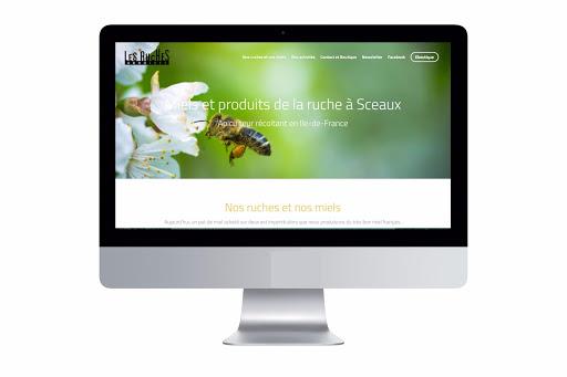 site internet les ruches urbaines