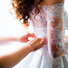 Wedding photographer Olesya Efanova (OlesyaEfanova). Photo of 23.08.2017