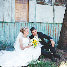 Wedding photographer Anna Yakhnovec (Yakhnov). Photo of 16.08.2017