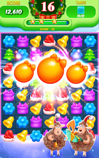 Cookie Blast:Christmas Gift - náhled