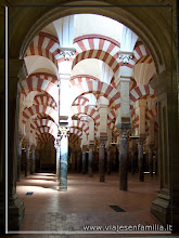 Photo: Mezquita de Córdoba-http://www.viajesenfamilia.it/