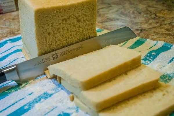 Bread Essentials: Pullman Loaf Recipe