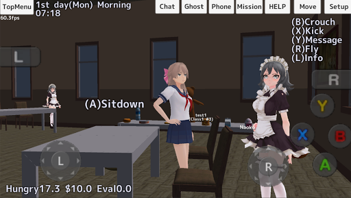 School Girls Simulator for PC