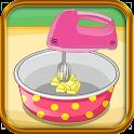 Pan Cake Maker & decorate icon