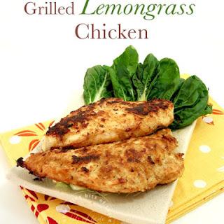 Pan-grilled Lemongrass Chicken
