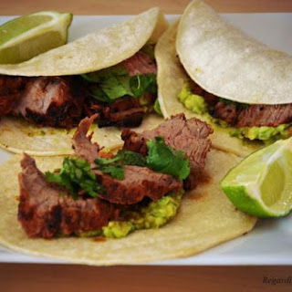 Tri-Tip Steak Tacos