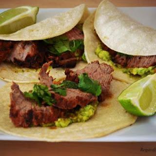 Tri-Tip Steak Tacos.