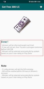 Free UC and Royale Pass Season-13 for PC-Windows 7,8,10 and Mac apk screenshot 3