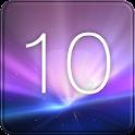 OS 10 Wallpaper & Lock screen icon
