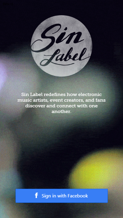 Sin Label- screenshot