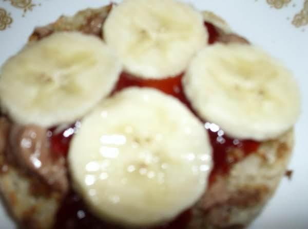 Banana Split English Muffins Recipe