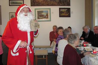 Photo: Nikolaus(vor)feier in der Heimatstube