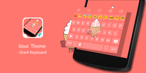 Emoji Keyboard-Sweet Stool