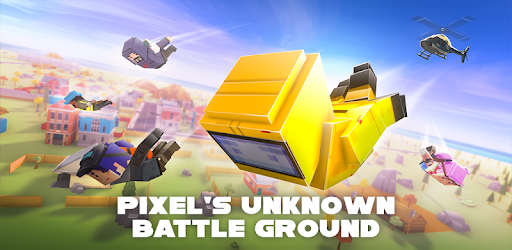 PIXEL'S UNKNOWN BATTLE GROUND Mod updated all premium characters unlocked