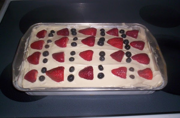 Great Summer Cake Recipe