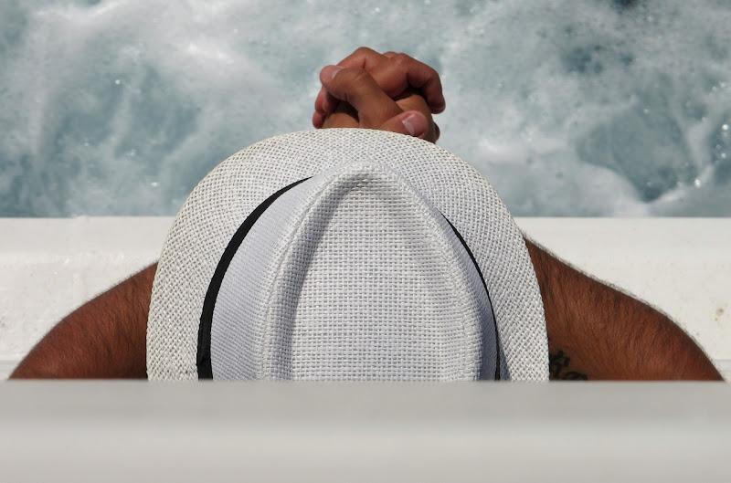 Il cappello di Silvio Lorrai