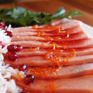 Pomegranate Orange Sauce